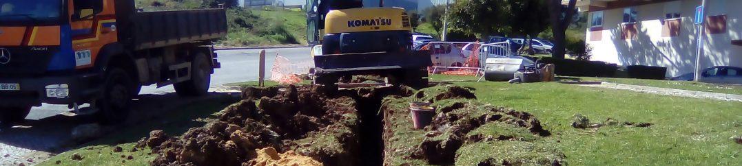 Sintra renova rede de abastecimento de água na Serra das Minas
