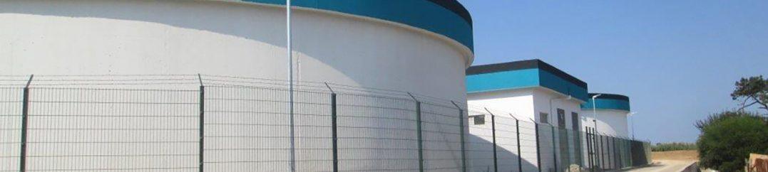 Novo Reservatório de Casas Novas (Colares) já está em funcionamento