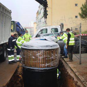 Nova contentorização em Algueirão-Mem Martins