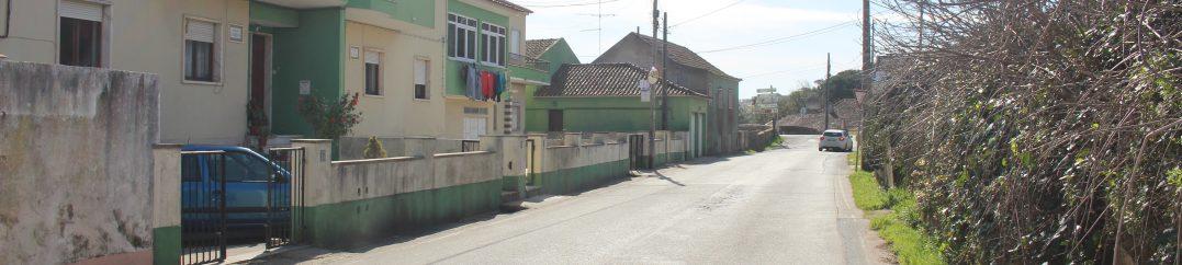 Prolongamento de redes na Estrada do Telhal e no Recoveiro