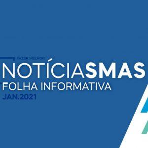 SMAS de Sintra lançam Folha Informativa