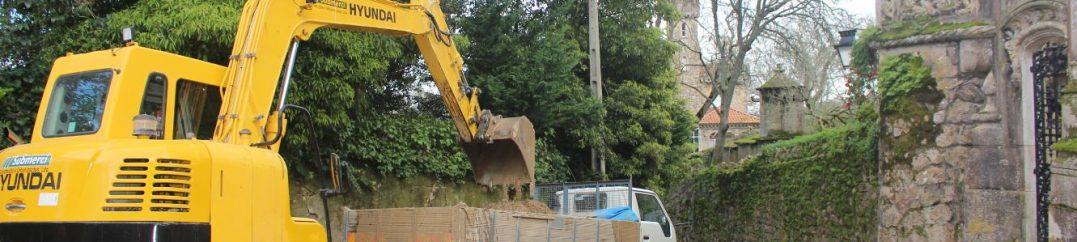 Requalificação de infraestruturas junto à Quinta da Regaleira