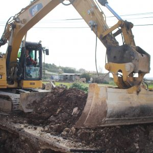 Requalificação de rede de abastecimento de água em Montelavar