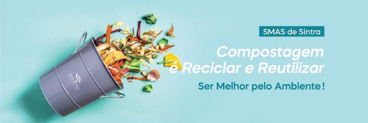 SMAS de Sintra promovem projeto de compostagem