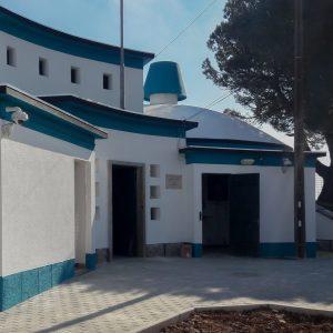 Sintra reabilita reservatório da Amoreira (São João das Lampas)