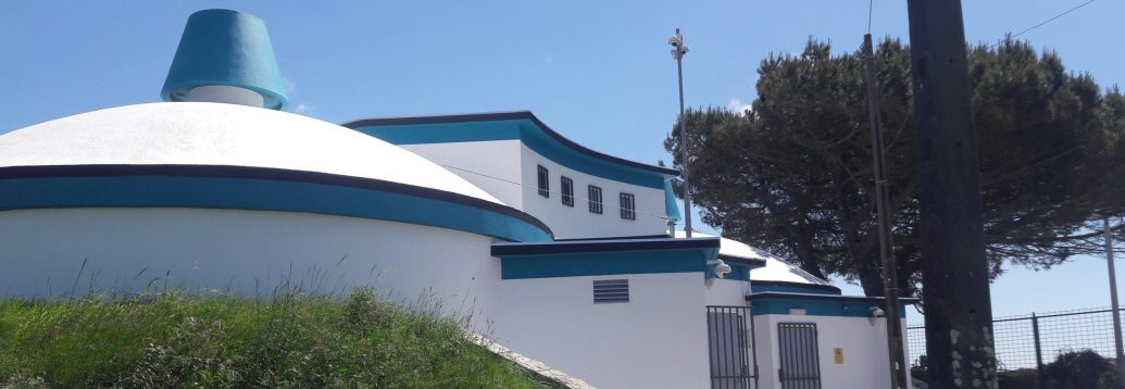 RESERVATÓRIO DA AMOREIRA JÁ ENTROU EM FUNCIONAMENTO