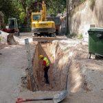 Obras junto à Quinta da Regaleira na reta final