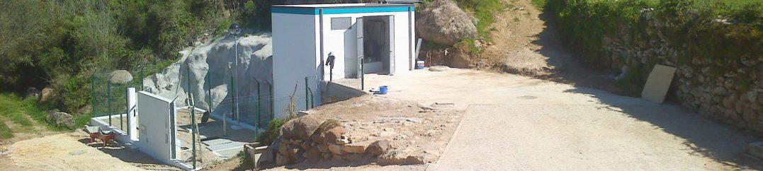 Sintra conclui obras do subsistema de saneamento de Barreira, São Miguel e Funchal