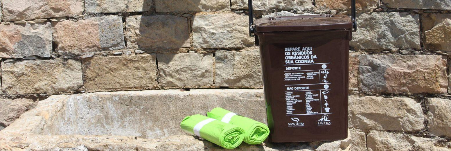 """Operação """"Sintra e os Biorresíduos"""" apontada como boa prática de sustentabilidade"""