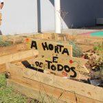 Voluntários criam Eco-Espaço no Centro Lúdico das Lopas, em Agualva