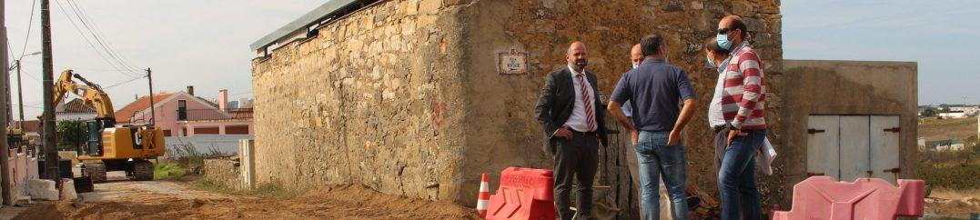 Sintra investe mais de 2,2 milhões de euros em Cabrela